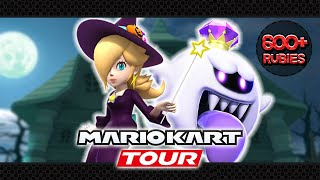 I Spent $450 (600+ Rubies) for Witch Rosalina & King Boo in Mario Kart Tour