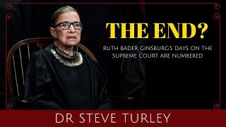 BREAKING! Ruth Bader Ginsburg TOO SICK to Attend Supreme Court!!!