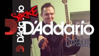 Алексей Страйк: обзор новых струн D'Addario NYXL