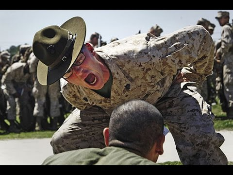 United States Marine Corps Recruit Training - Marine Recruit Depot ...