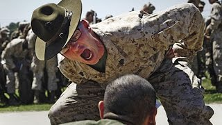 United States Marine Corps Recruit Training - Marine Recruit Depot San Diego Boot Camp