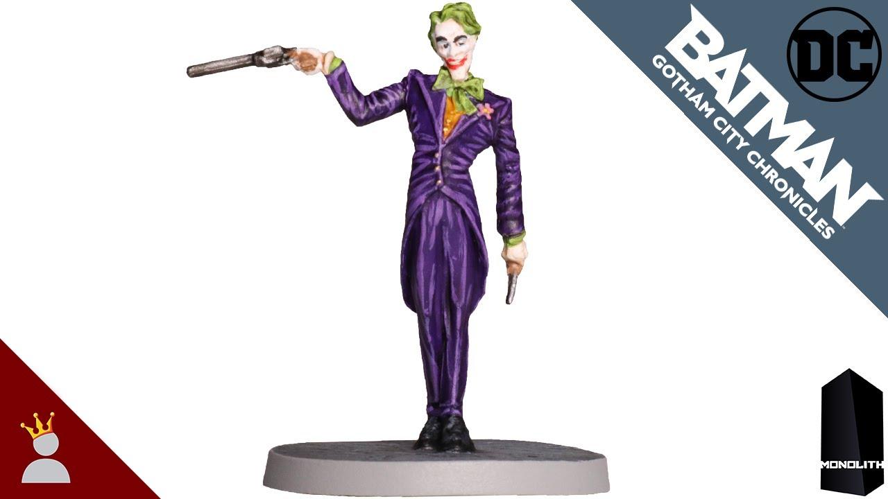 Batman Gcc Painting Joker