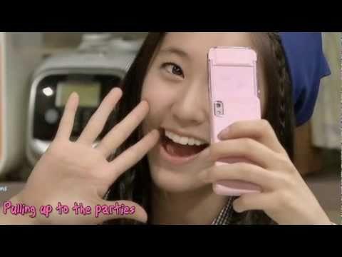 Tik Tok- Ke$ha (Cover) (with Lyric) Jessica-SNSD & Krystal -F(x)- SM Concert 2010 (audio Ver)