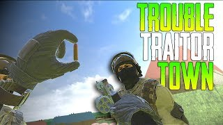 TROUBLE IN TERRORIST TOWN VR - PAVLOV VR FUNNY MOMENTS