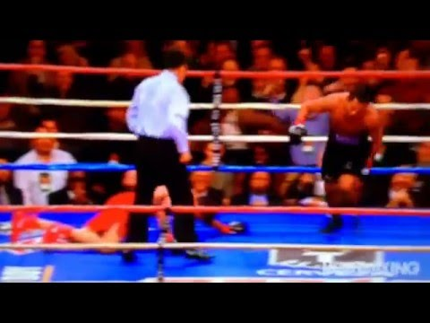 Jim Lampley on Cotto vs Margarito loaded gloves