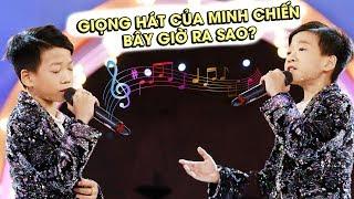 """""""Thần đồng âm nhạc"""" MINH CHIẾN đốn tin khán giả với giọng hát ngọt ngào, sâu lắng qua từng năm tháng"""