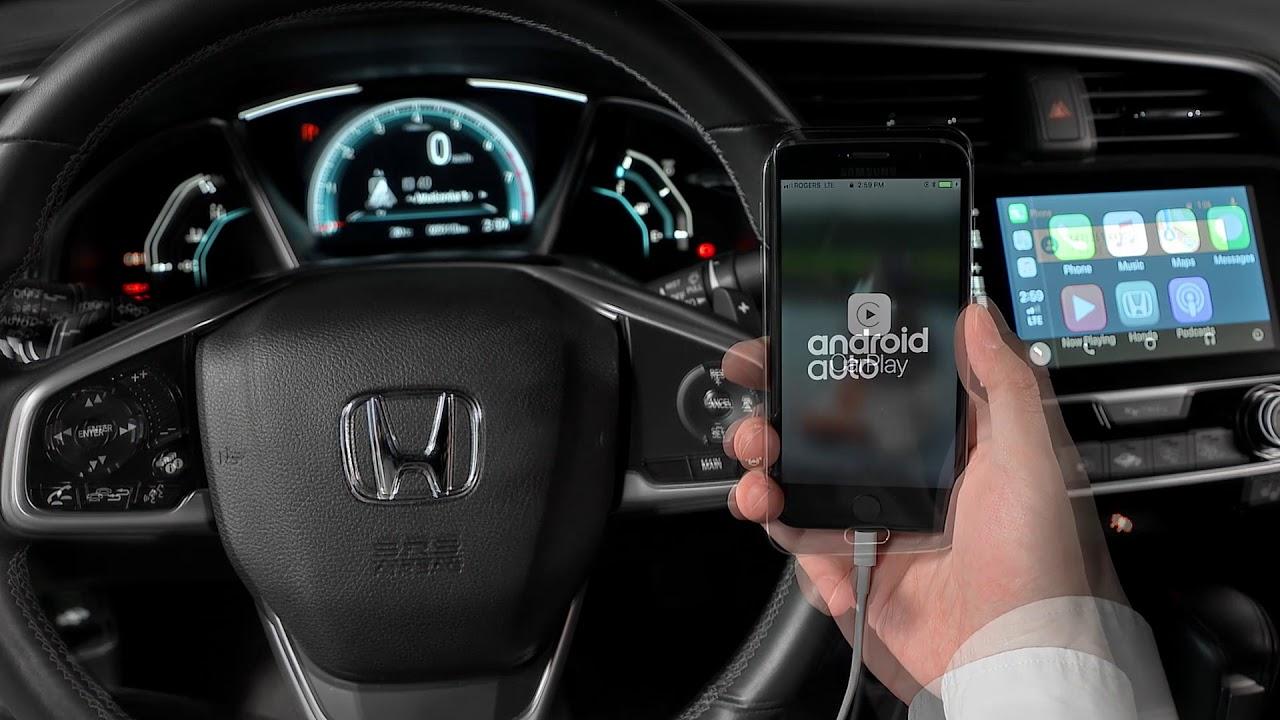 Honda S Steering Wheel Functions Civic Cr V