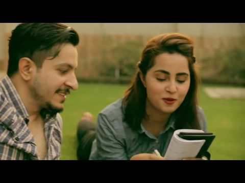Naina Re tu hi bura Arslan Faisal Feat Nimra Khan Mashup   YouTube