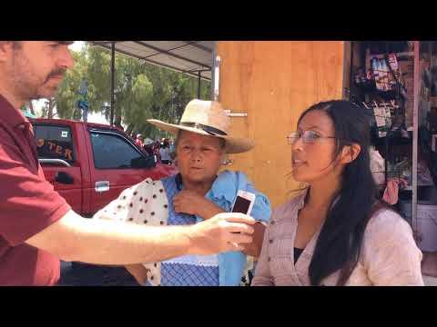 Tepeaca, Puebla: Fiesta del Santo Niño Doctor y Mítin de AMLO