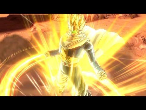 Dragon Ball Xenoverse: Yamcha vs. Krillin...