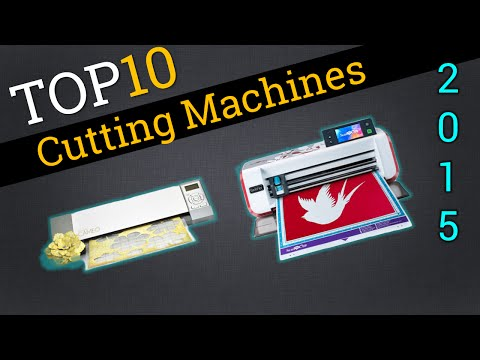 Top 10 Cutting Machines 2015 | Compare Cutting Machines