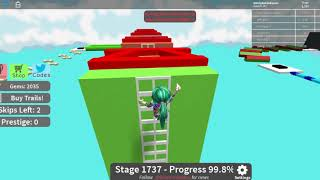 Roblox Mega Fun Obby💥 Ep 120 Levels 1735-1740 Hholykukingames