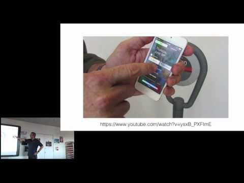 Cambridge Internet of Things Talks: Scott Jenson from Google's Physical Web Project
