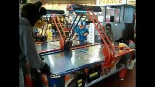 Fursuit Air Hockey