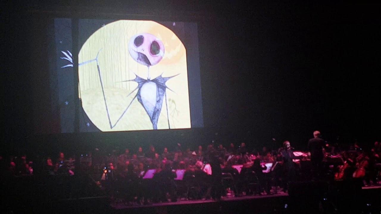 Nightmare Before Christmas Main Theme / Jack´s Lament (Danny Elfman ...