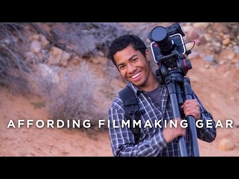 How to Afford Filmmaking Equipment!