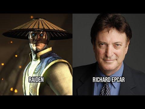Characters and Voice Actors  Mortal Kombat XL
