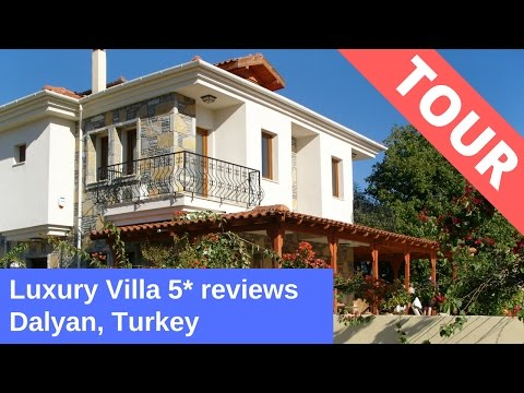 Introducing Villa Louise, a luxury holiday villa in Dalyan, Turkey
