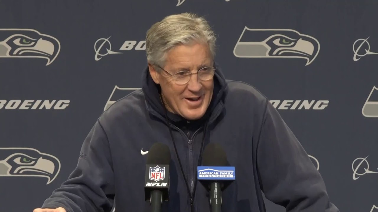 Pete Carroll on Marshawn Lynch Signing 2019-12-24