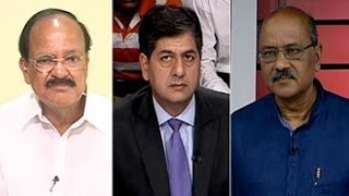 The Big Fight with Vikram Chandra - Parliament stalled: