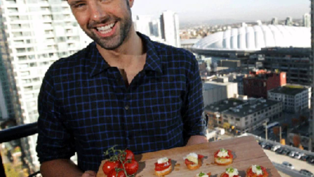 Celebrity Chef Anthony Sedlak Dead at 29 - YouTube