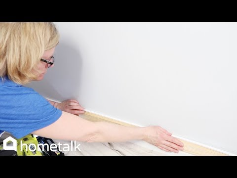 Fake Expensive Molding with this Cheap Trick