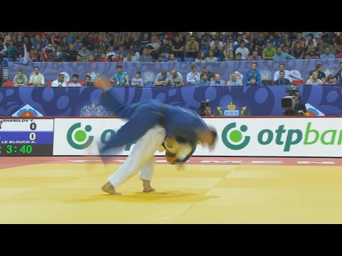HIGHLIGHTS TYUMEN JUDO GRAND SLAM 2015