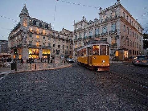 Lisbon Travel Guide (Lisboa): Chiado, Trindade e Largo de Camões, Portugal  - 2018