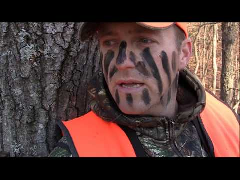 Illinois Public Land Self Filmed Deer Hunt. Video #4.