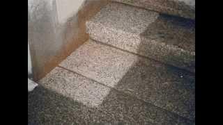 Renovace starých schodišť