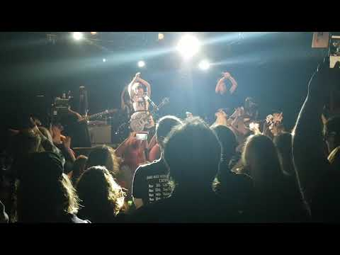 Band-Maid - Don't Let Me Down, Live @ Nosturi, Helsinki Finland 14.11.2018