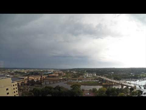 Storm Timelapse, Saint Paul Minnesota