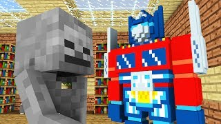 - Monster School Transformers Cubic Minecraft Animation
