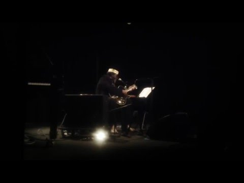 James Blood Ulmer @ Jazzhouse, Copenhagen (5th of February, 2016)