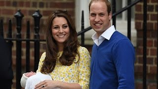 New Baby Princess Charlotte Elizabeth Diana Arrives!