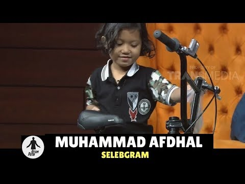 ARBAE & AFDHAL, SELEBGRAM KAKAK BERADIK | HITAM PUTIH (11/01/18) 3-4