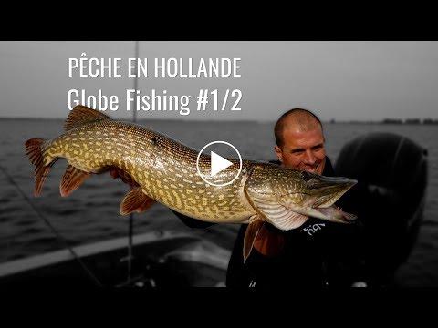 Pêche de fou en Hollande !