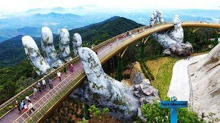 Top 10 Amazing & Odd Places To Visit Before You Die - Places You Must Travel