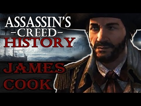 """James Cook"" - Assassin's Creed: Real History"