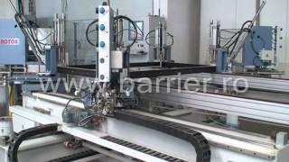 Barrier - echipamente folosite in fabrica noastra. Thumbnail