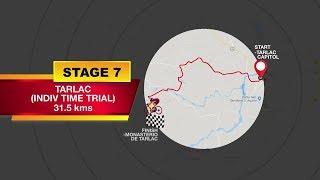 2018 Ronda Pilipinas Stage 7(ITT) Highlights