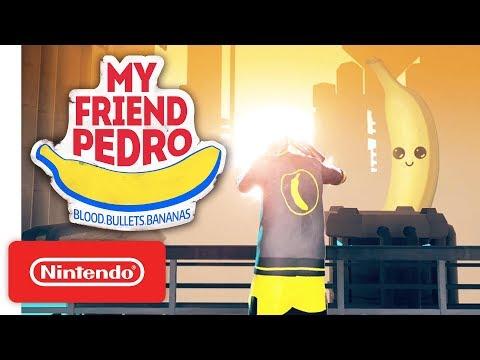 Morte, Armas e Bananas em MY FRIEND PEDRO (Assista o Trailer)