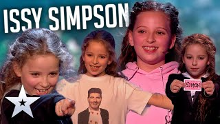 EVERY SPELLBINDING performance from Issy Simpson! | Britain's Got Talent
