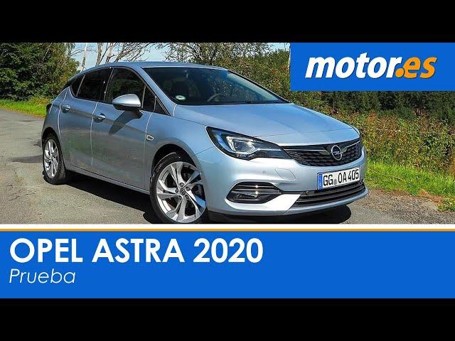 Opel Astra 2020 | Prueba