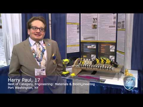Intel International Science and  Engineering Fair (ISEF) 2014 Highlights