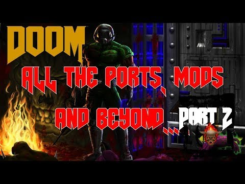 ID Software: DOOM all the ports and PC mods analysed PC - Atari Jaguar - N64 - Saturn & more