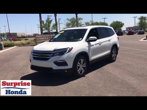 2016 Honda Pilot Phoenix, Surprise, Peoria, Avondale, Glendale, AZ 52884T