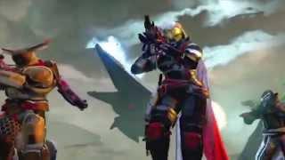 Destiny music video - ready aim fire (imagine dragons)