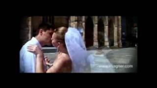 Иван и Диана. Свадьба. Прага. Старый город