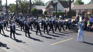 Arroyo HS - The Voice of the Guns - 2009 Loara Band Review